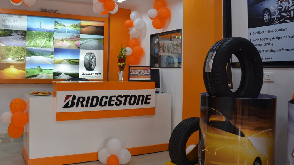 Bridgestone to turn wheels for Indian two-wheelers