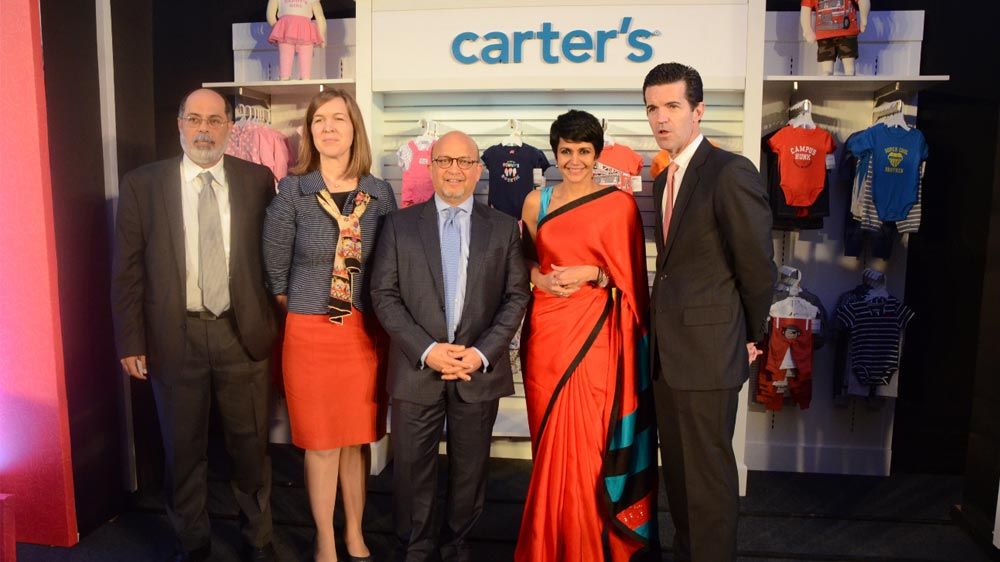Mahindra to bring Carter's Inc to India