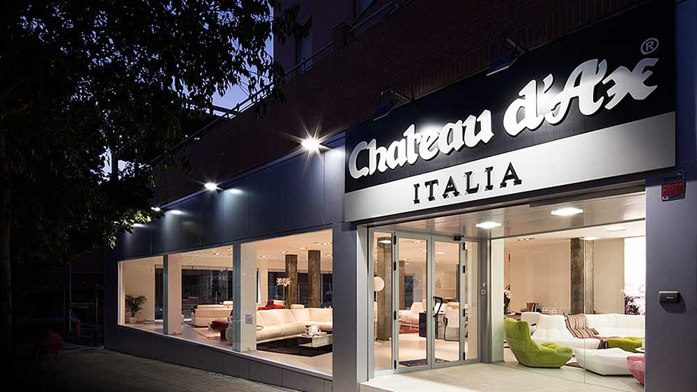 Chateau d ax forays in to india for Chateau d ax catania