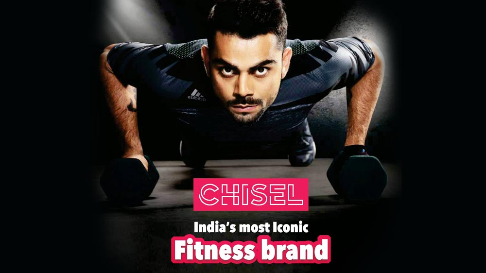 Chisel Fitness to have 100 centres by 2018