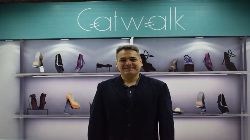 CatWalk walks with the speed of 25 partners a month