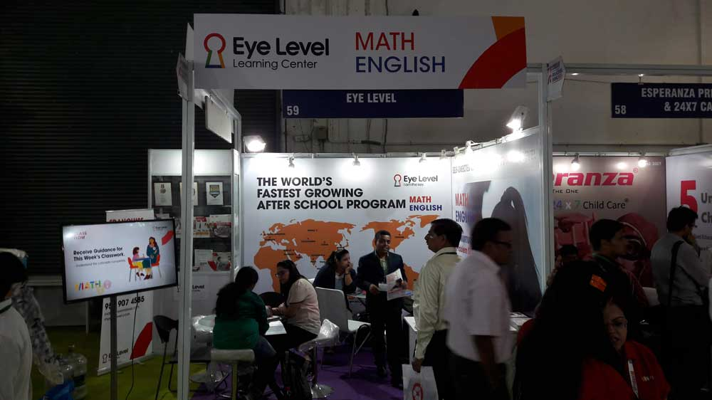 Eye Level Learning centre spreading education through Franchisees
