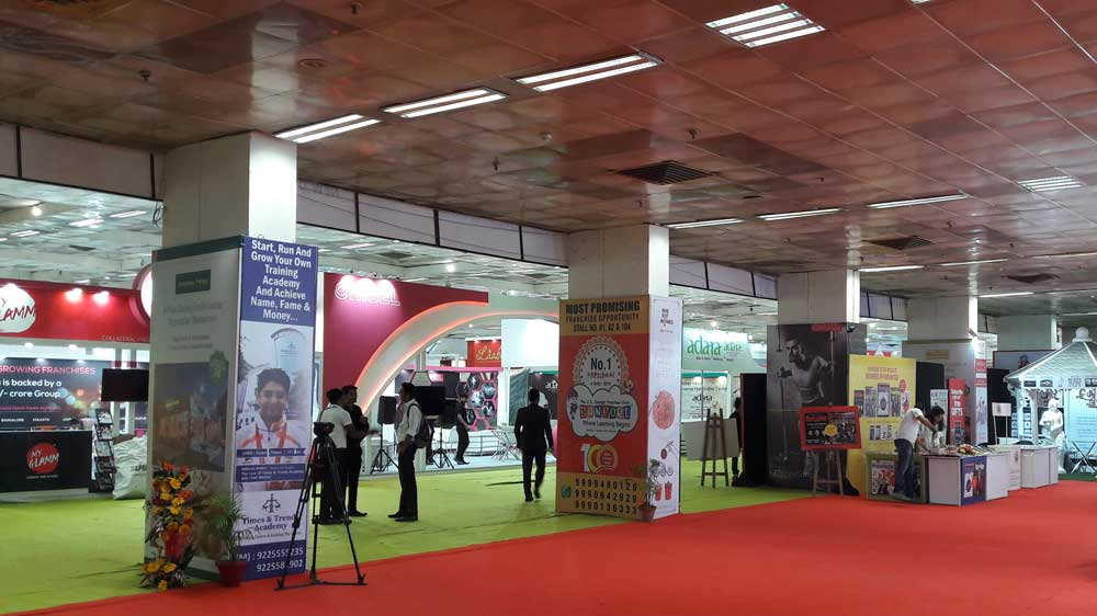 Franchise India 2016 witnesses a healthy response on Day 1