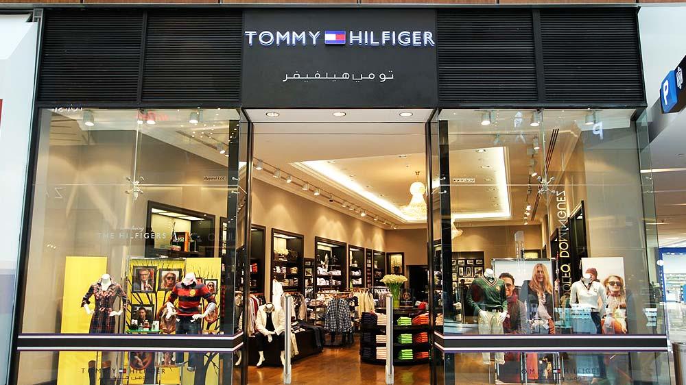 Image result for Tommy Hilfiger showroom