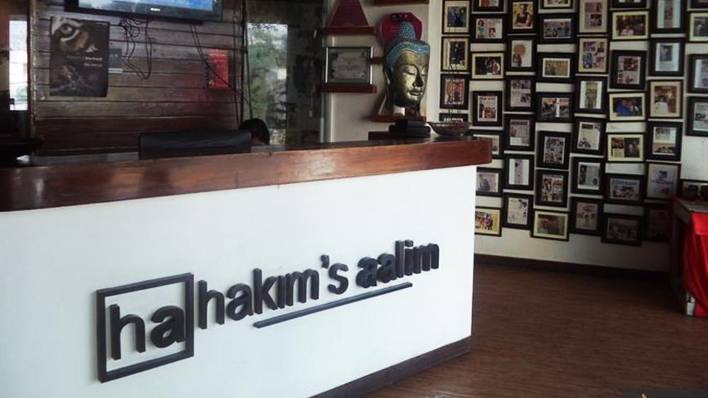 Hakim`s Aalim Hair n` Tattoo Lounge Open`s in Hyderabad