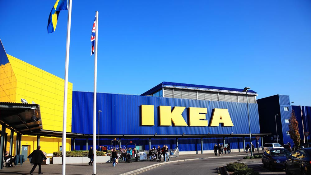 Ikea bets high on India and China to boost its sales in four years