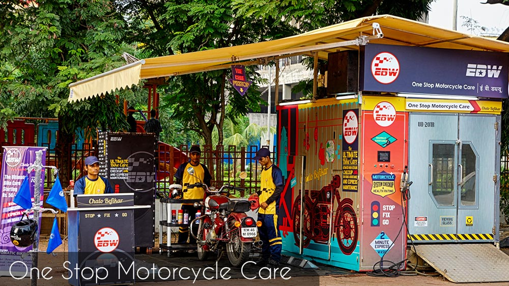 Express Bike Works partners with Hindustan Petroleum Corporation Ltd to open 100 Stores across India