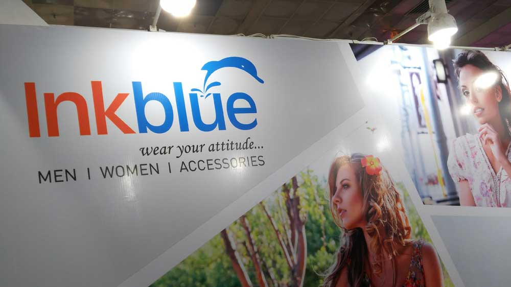 Inkblue rockets on the path of franchising
