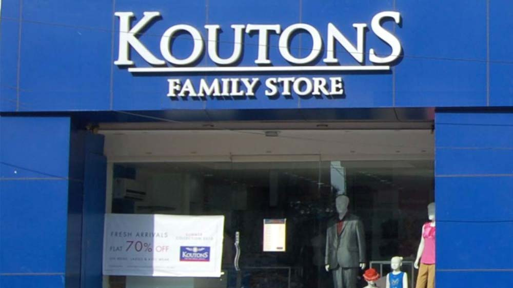 Koutons crosses 1,100th milestone