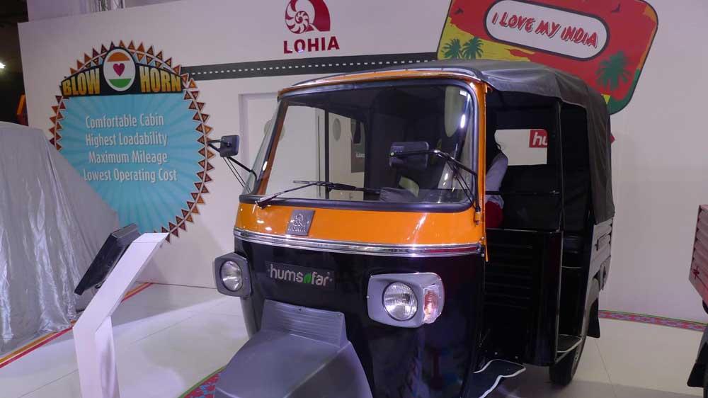 Lohia Auto seeks franchise partners