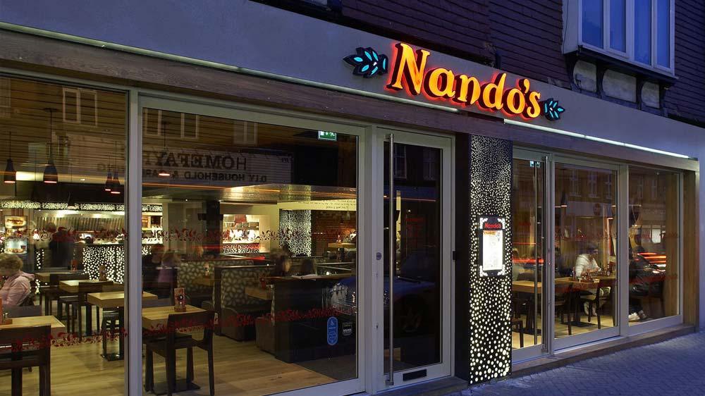 Nandos business plan