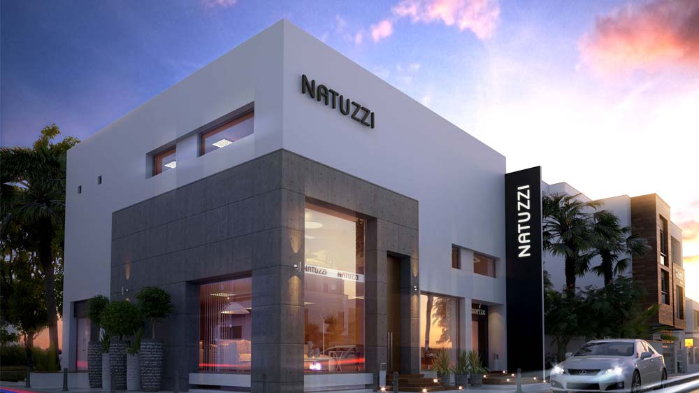 Natuzzi to open 70 franchised stores by 2012