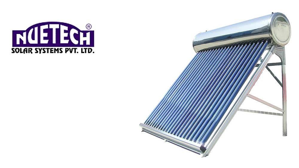 Build a simple solar water heater