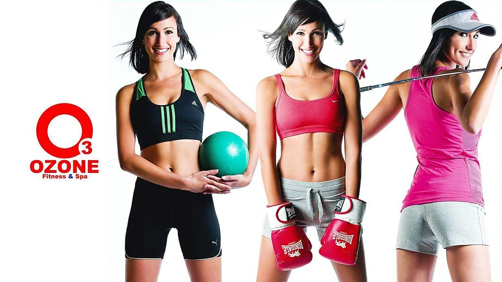 Ozone Fitness n Spa to launch new centres