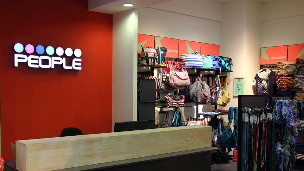 Clothing stores open today
