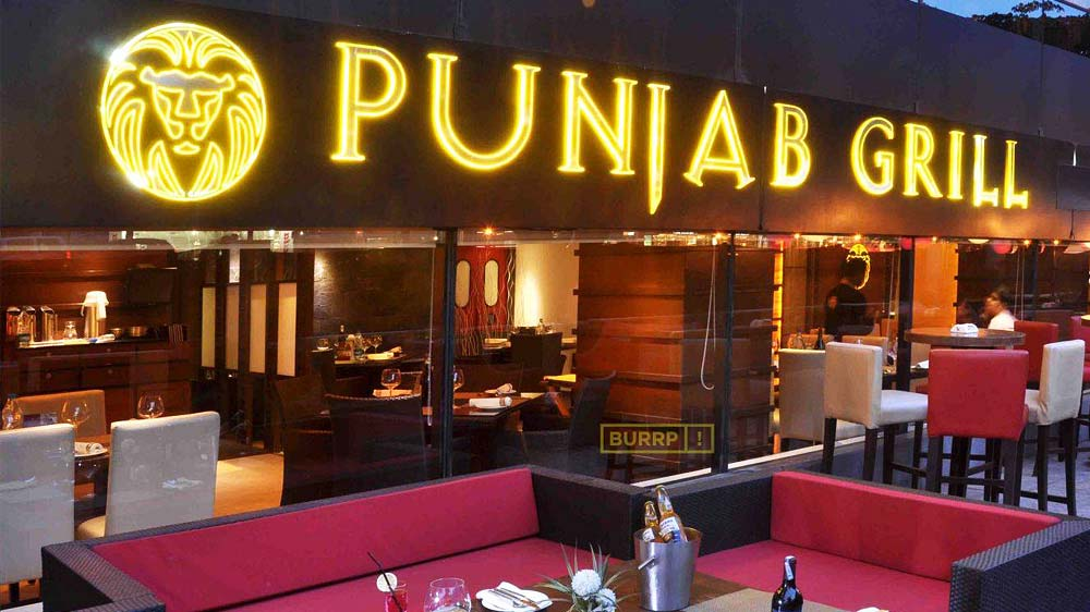 Punjab Grill debuts in south India