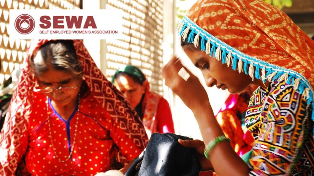self employed womens association sewa