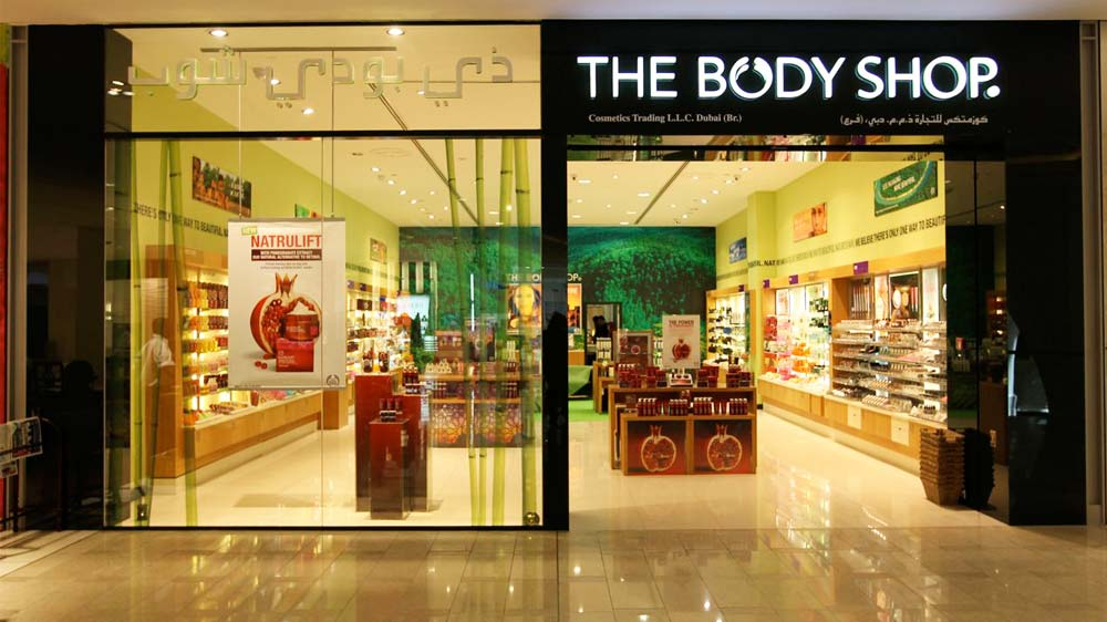 The Body Shop opens its first store in Lucknow
