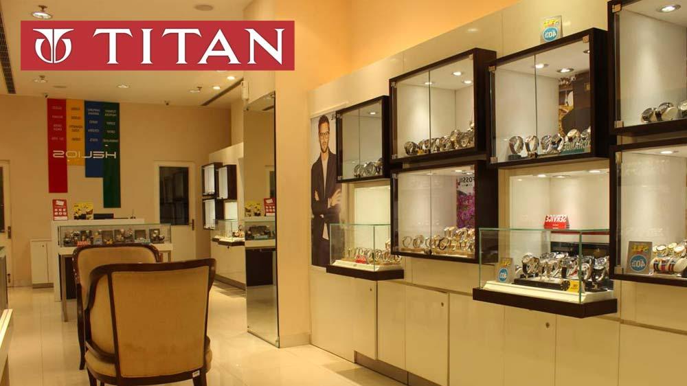 titan opens 20 titan one stores