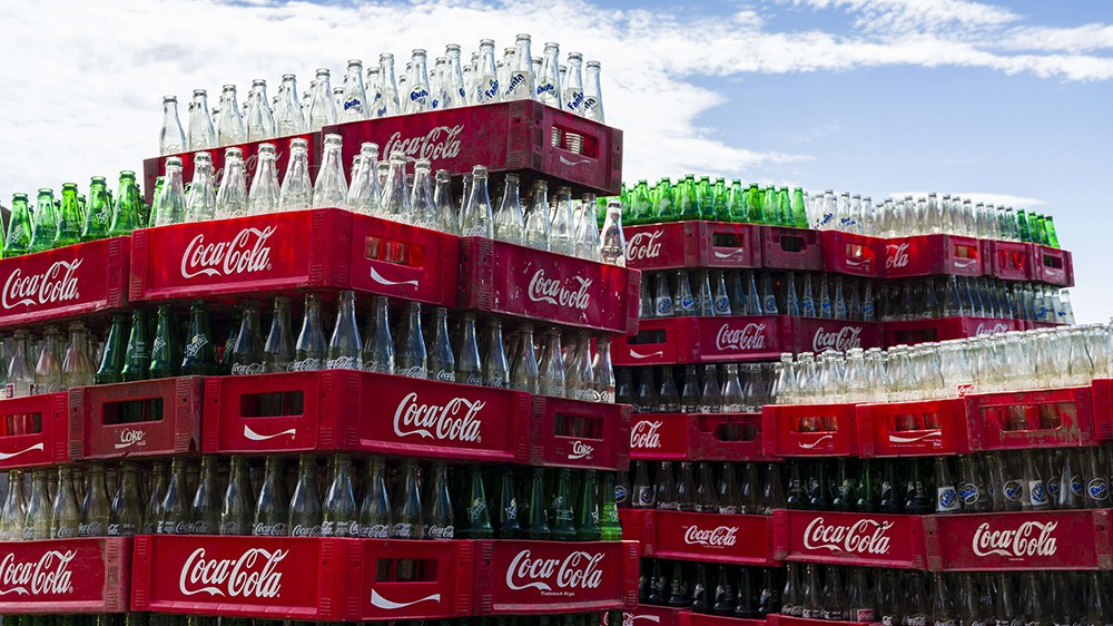 Coca Cola looks to expand smaller brand including drinks
