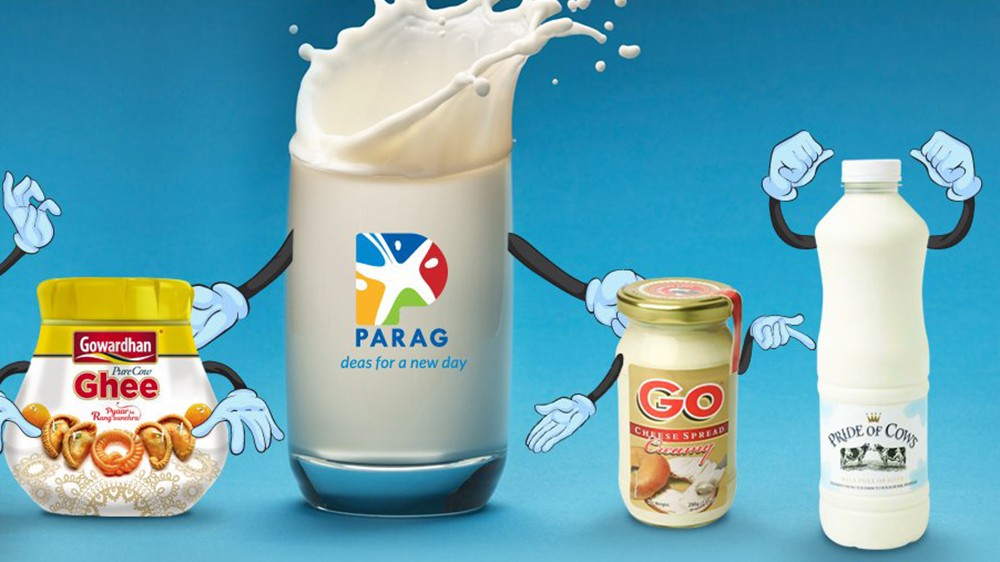 Parag Milk Partners TAJSATS Air Catering For Product Supply