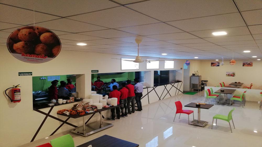 Kamats Restaurants Opens New Outlet At Nashik, Sinnar