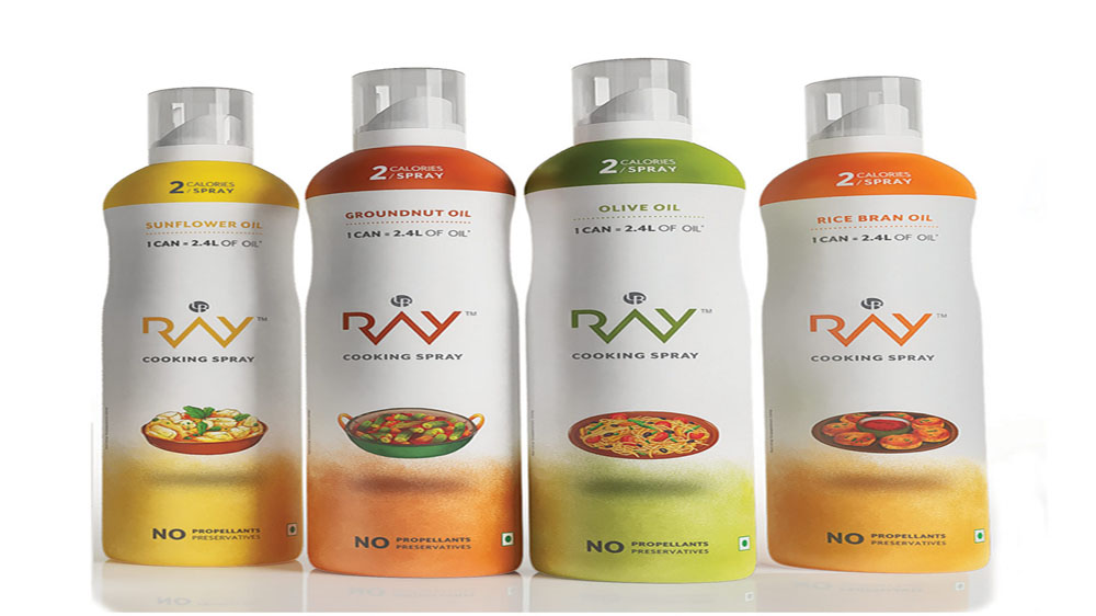 LB Consumer Goods Launches Ray Cooking Spray For Optimum Oil In Food