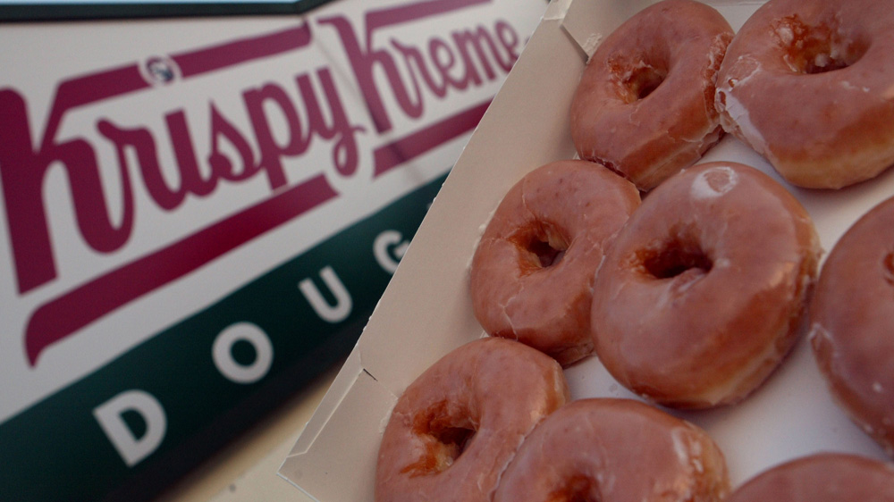 America's Krispy Kreme Surpasses Starbucks as Best Coffee Shop Brand In Public Poll