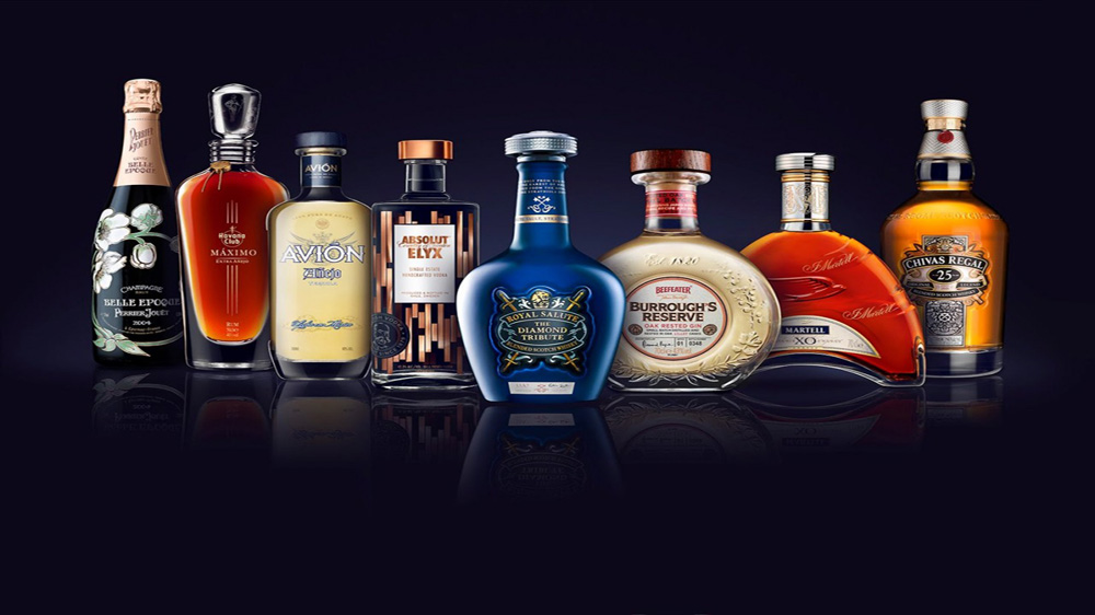 Pernod Ricard starts laying off employees In India Rejig