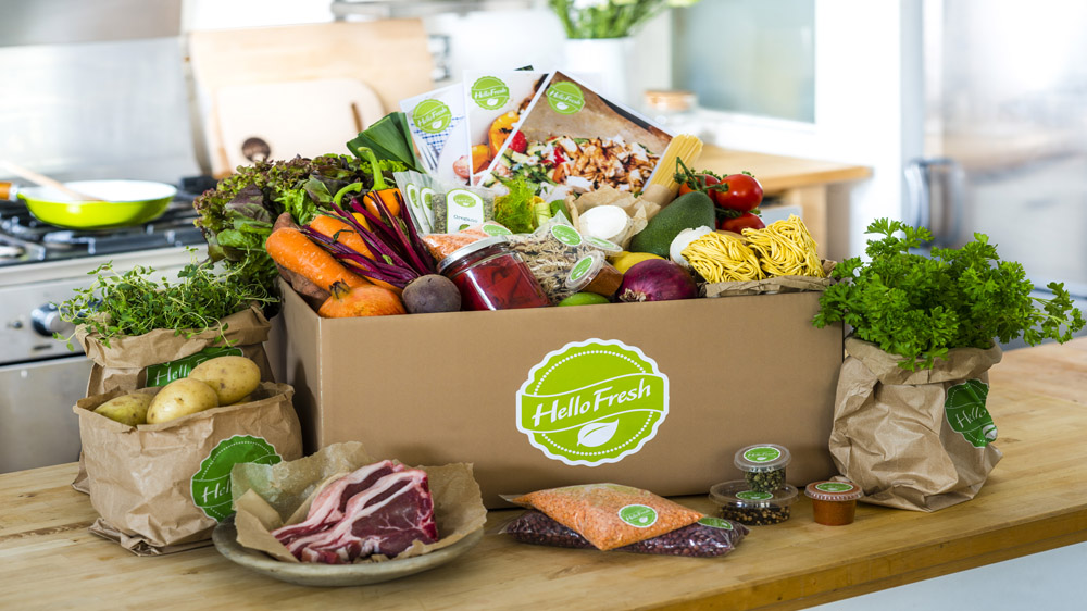 Germany's HelloFresh plans to sell ready-made meals online