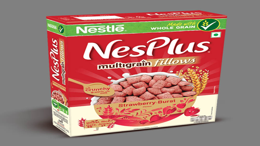 "Nestle India launches new Range Of Breakfast Cereals ""NESPLUS"""