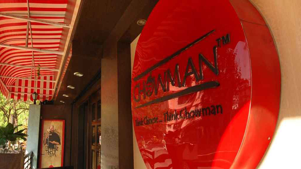 Chowman opens 12th outlet to expand presence