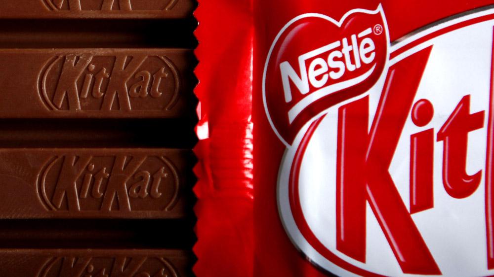 Kit Kat loses bid to protect shape of four-finger bar at ECJ
