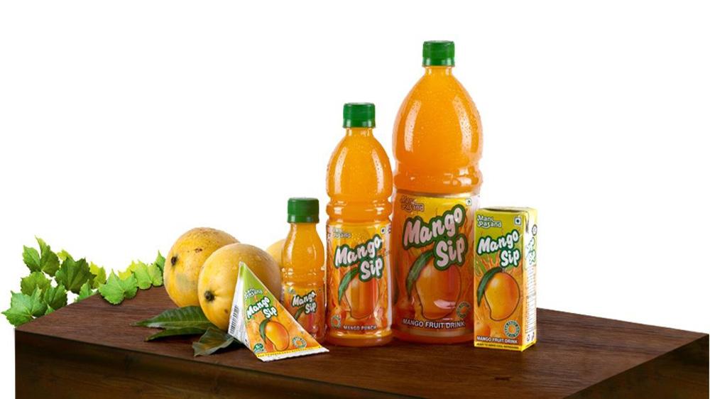 Mango Sip emerges as 3rd largest mango drink brand in modern trade segment