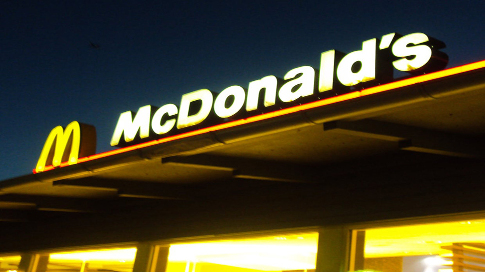 McDonald's global same-restaurant sales beat estimates
