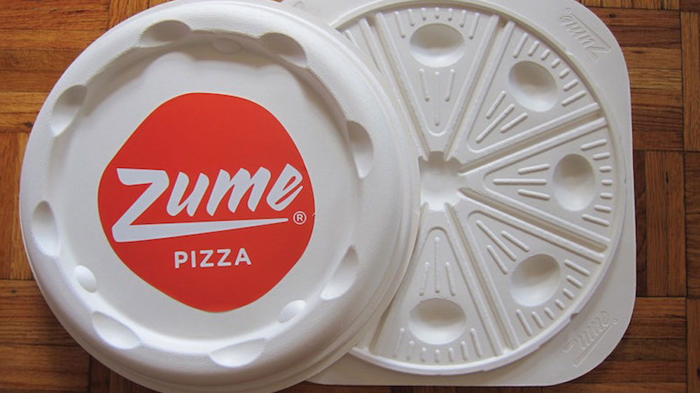 SoftBank May Invest up to $750 Million in Robotic Pizza Startup Zume
