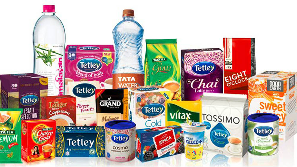 Tata Global Beverages moves some of its operations in various regions