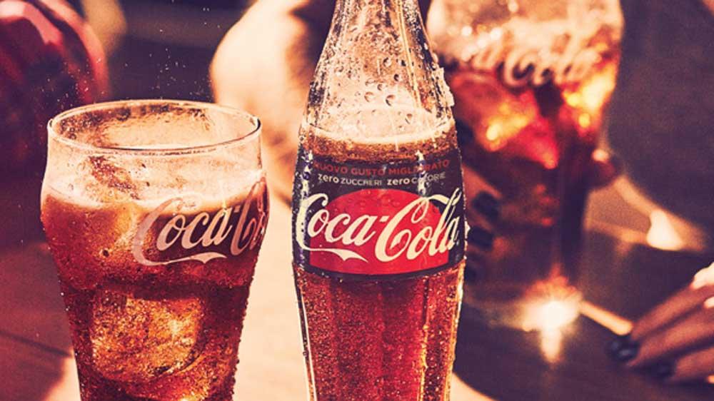 Coca-Cola in talks with Aurora to develop cannabis drinks