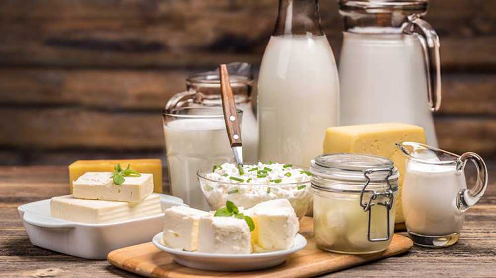 Government decides to increase duty incentives for exports of milk products