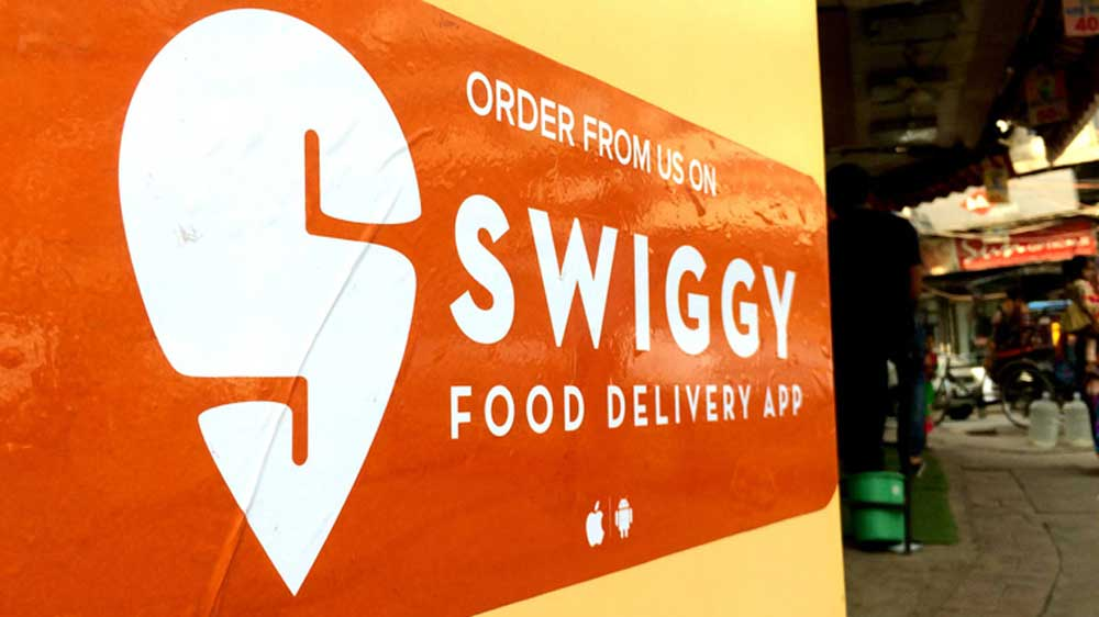 Swiggy to raise $900 mn in fresh funding from Naspers