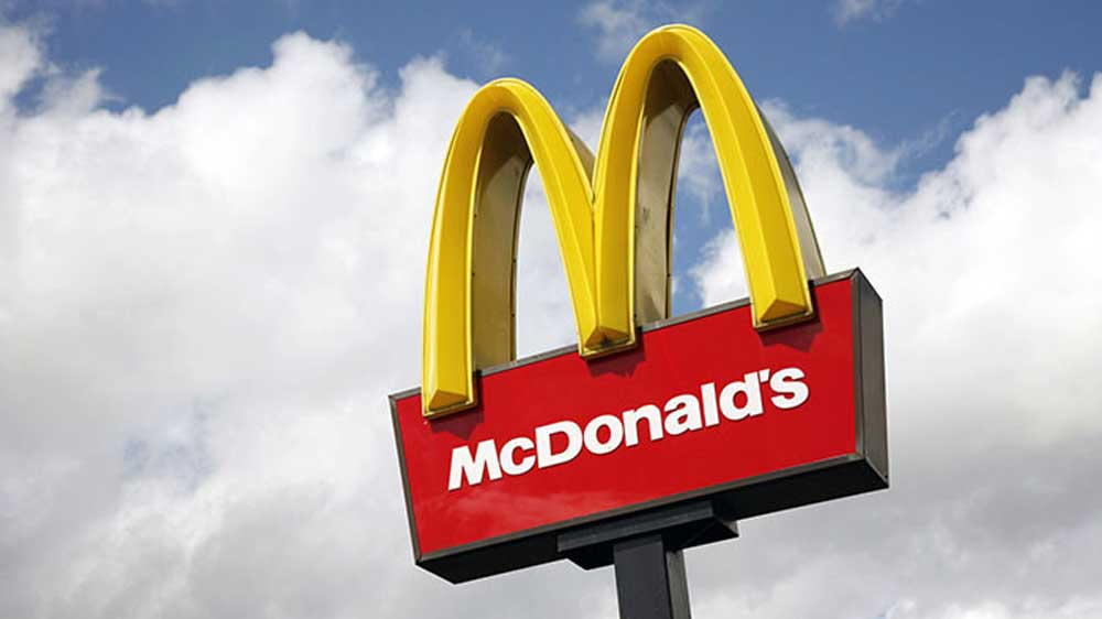McDonald's achieves comparable sales growth in key regions