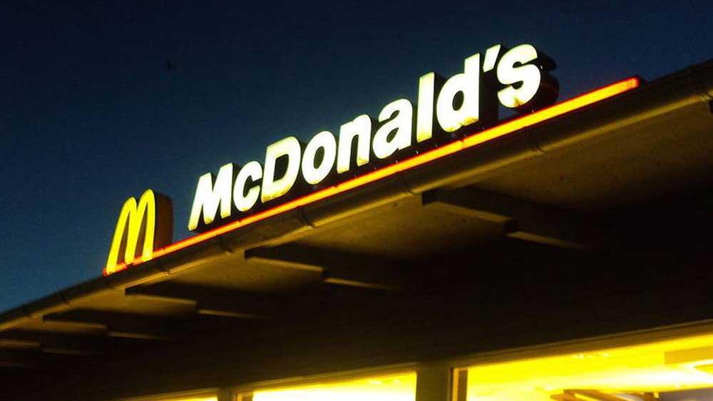 NBA & McDonald's announce marketing partnership in India