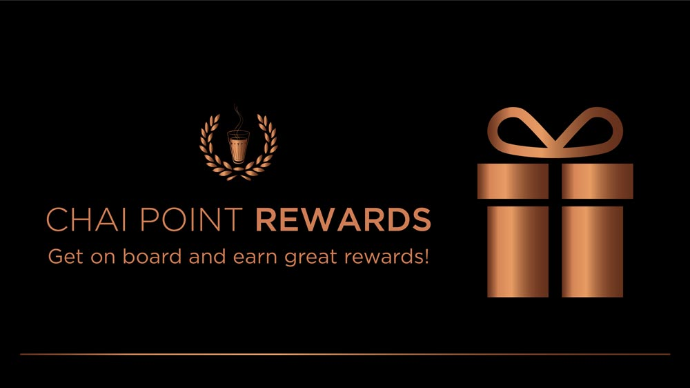 Chai Point Moves from Cashback to Product-based Rewards