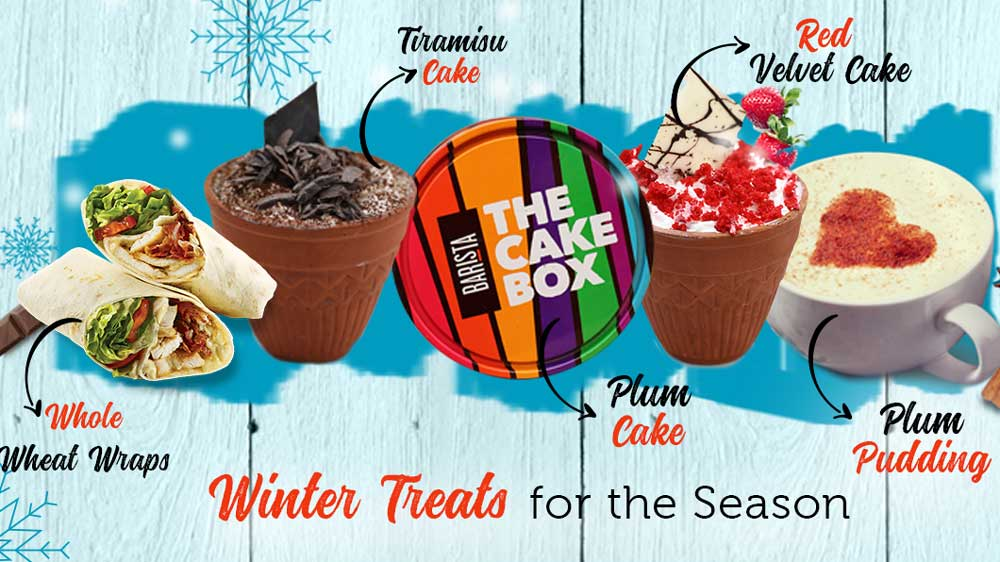 Barista launches special Winter Treat collection