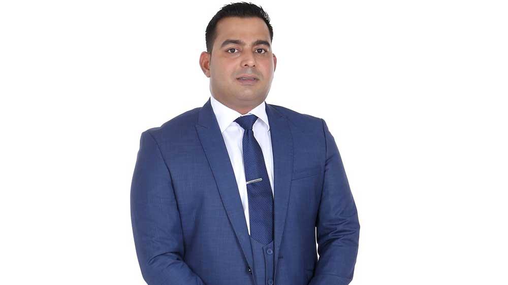 Maneesh Vijaykumaran appointed as Director of Food & Beverage at Sheraton Grand Resort & Spa
