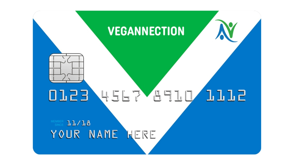 World's First 100% Vegan Debit Card Launched