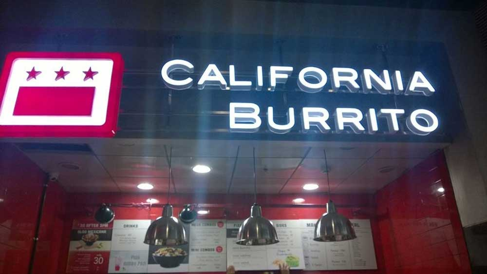 California Burrito plans to launch 15 restaurants across India by 2019-end