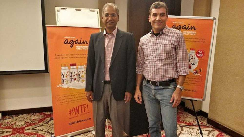 Fabmart founders launches AGAIN, a milk or yoghurt-based drinks