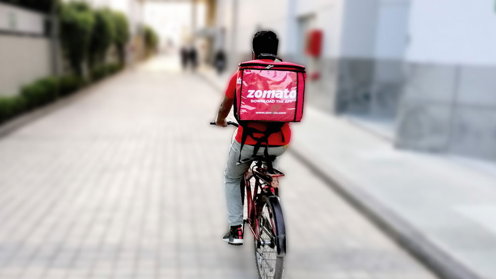 ZomatoTrains 600+ delivery partners on traffic rules & regulations