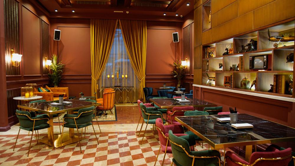 Hitchki Opens Door at the Tony Grand Millennium Hotel, Al Barsha